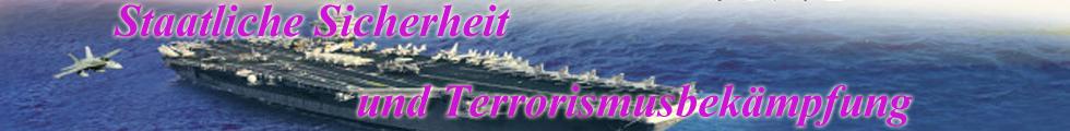 Staatliche Sicherheit und Terrorismusbekämpfung