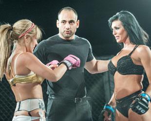 Frauenringkampf