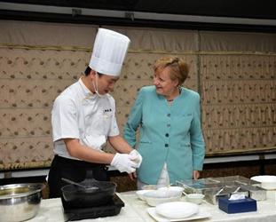 Merkel Gerichte