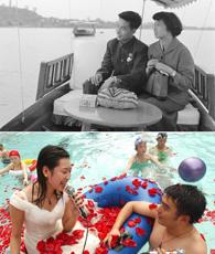 Am 2. August dieses Jahres ist das traditionelle chinesische Fest Qixi. In den folgenden Fotoserien zeigen wir Ihnen Romantik und Liebe in verschiedenen Zeitaltern.