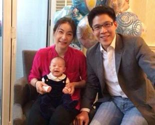 Prinzessin des Wasserspringens ruft Mütter in Hongkong zum Stillen auf