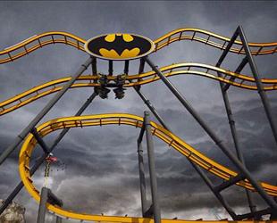 """Der Themenpark """"Six Flags"""" in San Antonio, Texas, hat kürzlich angekündigt, eine neue Achterbahn zu bauen, die Geschichte machen werde."""