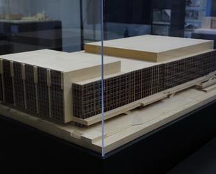 Die Tourneeausstellung 'Zwei deutsche Architekturen 1949 - 1989' erreicht nach Shanghai, Nanjing und Chengdu nun ihre letzte Station - Beijing.