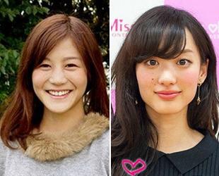 """Die neun Mädchen sollen die Siegerinnen eines Schönheitswettbewerbs für Hochschulstudentinnen sein. Sie kommen aus neun berühmten Universitäten Japans und hatten jeweils als ausgewähltes """"Girl der Uni"""" an dem Wettbewerb teilgenommen."""
