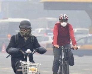 Die PM 2,5 Konzentration, eine wichtige Maßzahl für Luftverschmutzung, ist in 74 großen chinesischen Städten in der ersten Hälfte 2014 im Vergleich zum Vorjahreszeitraum um 7,9 Prozent gefallen.