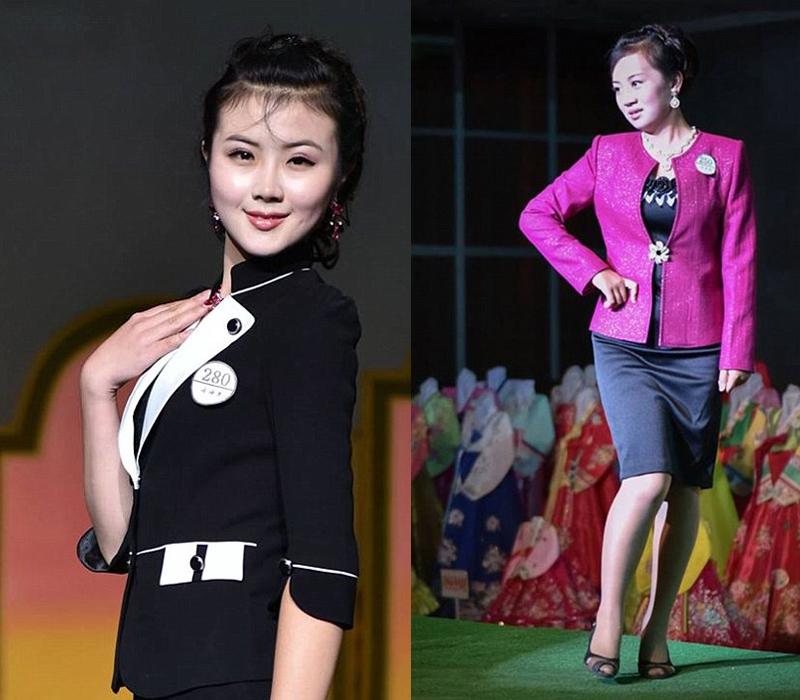 Nordkoreanerinnen