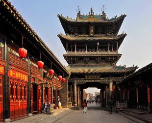 Die 2700 Jahre alte Stadt Pingyao befindet sich im Jinzhong-Becken der Provinz Shanxi und ist eine der am besten erhaltenen historischen Städte in China.