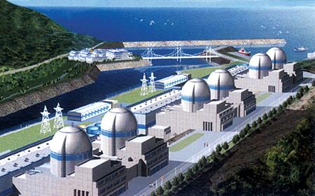 Atomkraftwerke China
