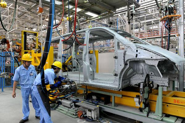 Die Organisation für wirtschaftliche Zusammenarbeit und Entwicklung OECD hat einen neuen Wirtschaftsbericht für China vorgelegt. Darin schlägt sie vor, die Marktmechanismen zu verstärken und die Ausbildung der Arbeitskräfte zu verbessern.