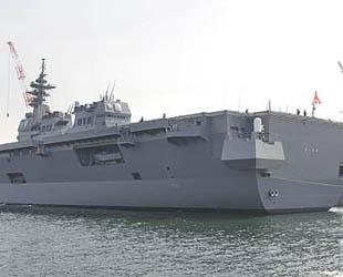 Die japanische Marine nahm am Mittwoch ihr größtes Kriegsschiff seit dem Zweiten Weltkrieg in Betrieb. Experten bezeichnen es als 'de facto Flugzeugträger'.