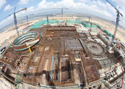 Die chinesische Regierung hat am Mittwoch den Bau eines neuer Nuklearreaktoren genehmigt, bei denen die Pilottechnologie von 'Hualong One', ein von China selbst entwickelter Reaktor der dritten Generation, zum Einsatz kommen soll.