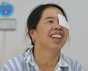Die weltweit erste künstliche biotechnische Kornea, die von China entwickelt worden ist, ist am 23. Mai in Produktion gegangen, berichtete People's Daily. Der Schritt wird wahrscheinlich Millionen von Patienten helfen.
