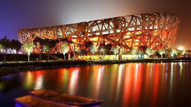 Olympia-Einrichtungen von 2008 auch fit für Winterspiele
