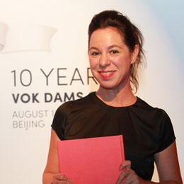 Die studierte Sinologin und Kultur-Anthropologin Katja Sassi-Bucsit (38) arbeitet seit fast zehn Jahren im Event-Management in Beijing.