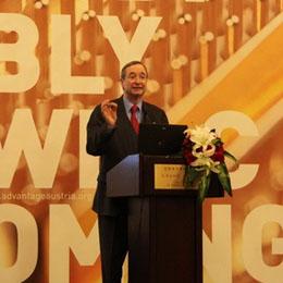 Vor kurzem besuchte der Präsident der österreichischen Wirtschaftskammer Dr. Christoph Leitl die Volksrepublik China. Im Gespräch mit china.org.cn nahm er auch zu aktuellen umweltpolitischen Themen Stellung und unterstrich die Zusammenarbeit zwischen Österreich und China in diesem zukunftsweisenden Bereich.