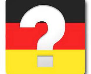 德国国情小测验:Deutschland-Quiz