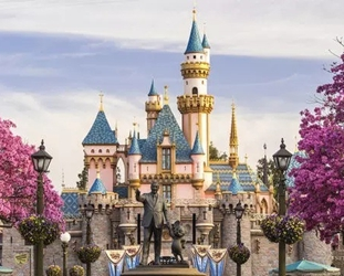 überblick über den Disneyland-Park Shanghai