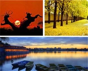 Der Herbst kommt in China bald zu seinem Ende. Gerade in dieser Zeit läuft auf dem Land die Reisesaison. Die Menschen versuchen, den Stress in der Stadt und das Menschenmeer in den Tourismusgebieten loszuwerden und bewundern das Leben.