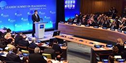 Gipfel-Reden Xi Jinpings zum 70-j?hrigen Jubil?um der UNO