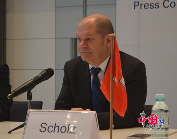 Hamburg möchte sich mehr an Chinas Seidenstraße anschließen