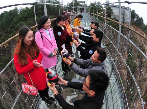 """Umfrage zeigt Chinas """"Romantik-Gefälle"""" zwischen Nord und Süd"""
