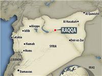 Französische Luftangriffe auf IS-Hochburg Raqqa