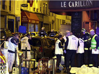 Anschläge von Paris in Fotos