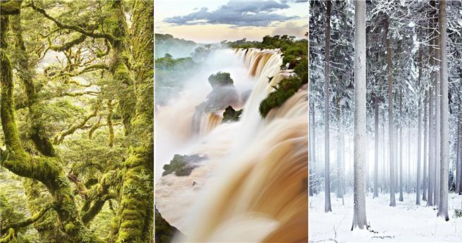 Atemberaubende Bilder der entlegensten Orte der Welt