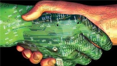 China strebt 50-prozentigen Marktanteil für in China hergestellte Roboter an