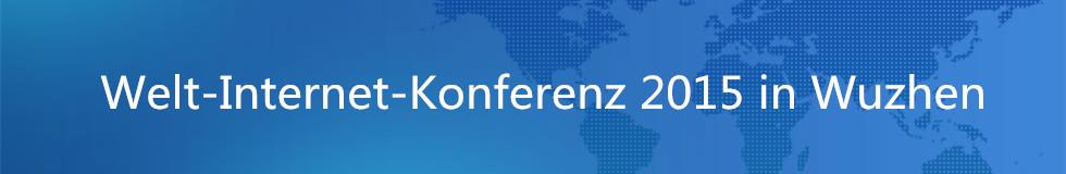 Welt-Internet-Konferenz 2015