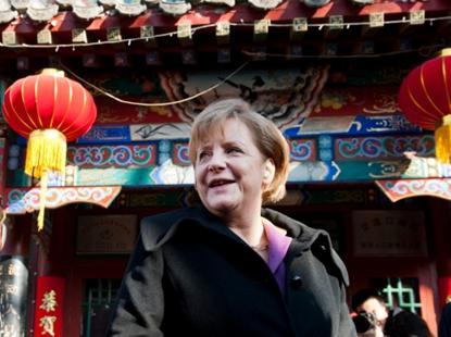 Merkels sch?nste Erinnerungen an ihre China-Reisen