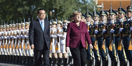 Die Chinesisch-Deutschen Beziehungen 2015