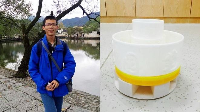 Chinesische Winterferien: Lesen berühmter Werke und 3D-Design einer Drohne