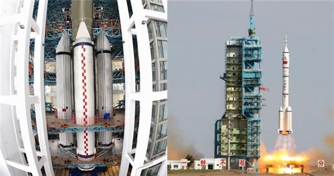 Letzte Tests an Chinas größter Rakete abgeschlossen