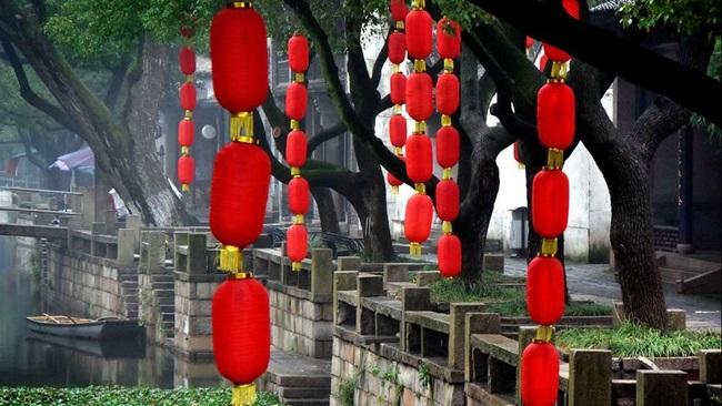 Rote Laterne – Symbol der Festkultur Chinas