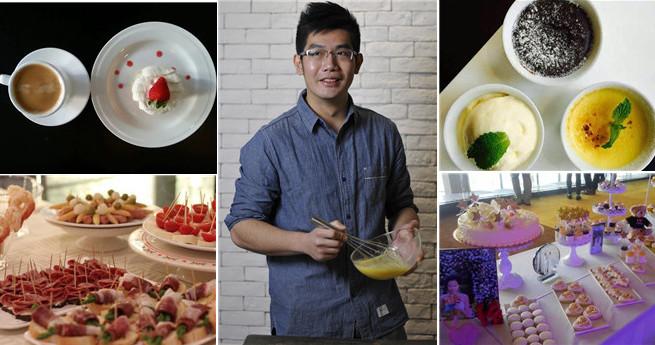 Junger Hongkonger bringt französische Süße aufs Festland China (Bilingual)