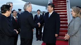 Xi Jinping kommt für Gipfel zur Nuklearsicherheit nach Washington