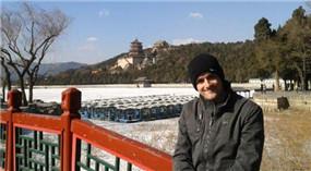 Der junge Franzose: die chinesische Kultur und Liebe zu China bringen ihn drei Mal namit anschließender Niederlassung in Beijing