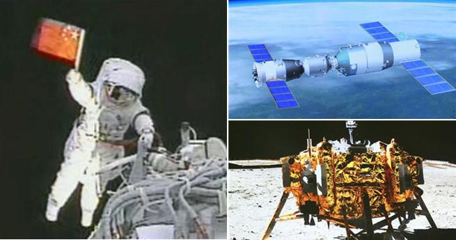 Fünf bedeutende Momente der chinesischen Raumfahrt