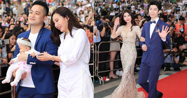 Abschlussfeier auf dem roten Teppich in Guangzhou