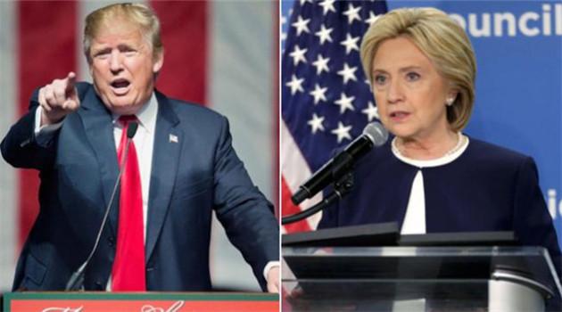 Experten sagen Clintons Sieg über Trump voraus
