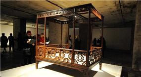 Ausstellung kaiserlicher Möbel in Berlin