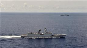 Chinas 22. und 23. Sonderflotte üben gemeinsam im Golf von Aden