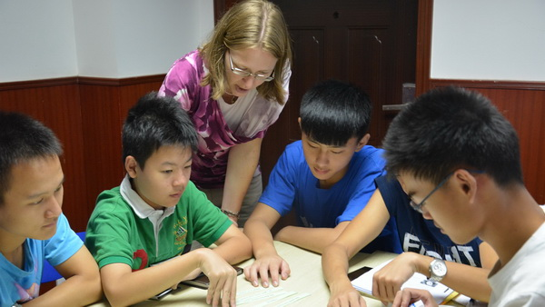 Chinas Erziehungsministerium will Deutschunterricht in Schulen fördern
