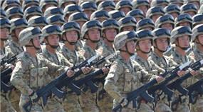 Chinesisches Verteidigungsministerium: Militär ist kampfbereit