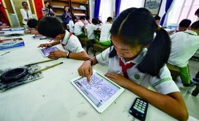 Beijinger Schulkinder sollen ihren Dialekt lernen