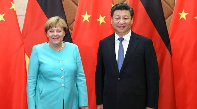 Beijing verlangt faires Spiel von Deutschland und der EU