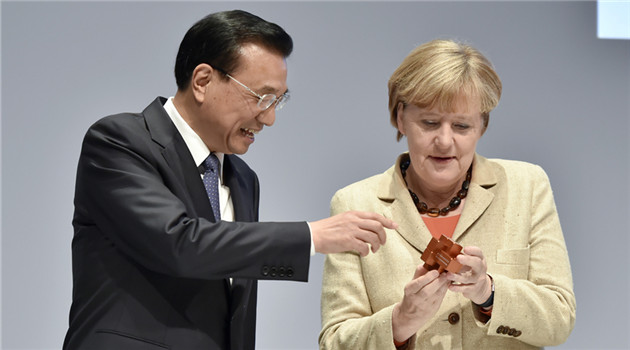 Beziehungen zwischen China und Deutschland könnten noch besser werden