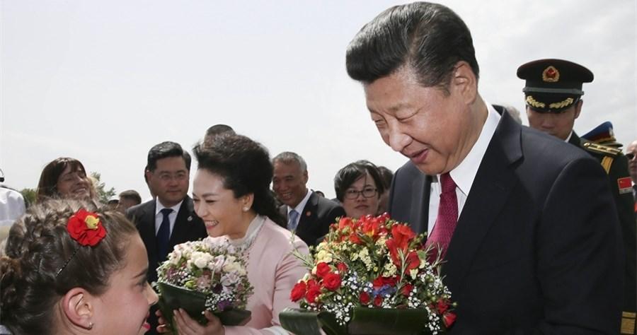 Xi beginnt Besuche in Serbien, Polen und Usbekistan