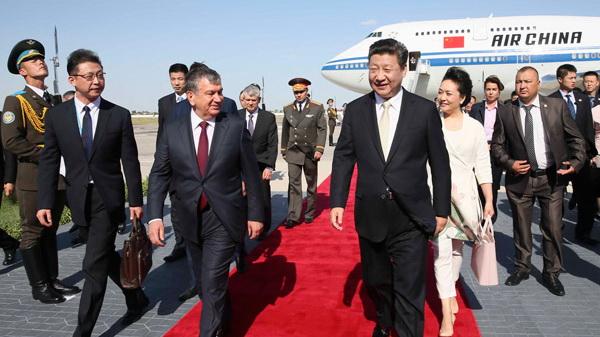 Xi Jinping: SOZ-Gipfel als Neustart